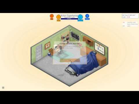 Let's Play Game Dev Tycoon Part 18 - Little...Red...Plumber...Cart...