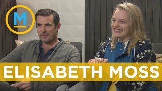 Elisabeth Moss dishes on her role in 'The Square' | Your Morning