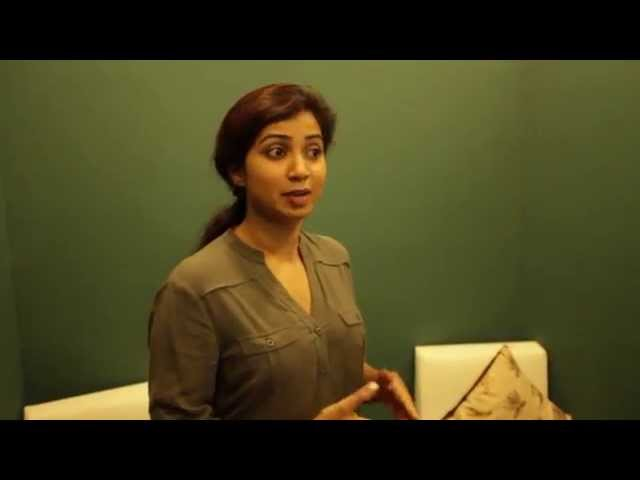 Shreya ghoshal on half mentlu song