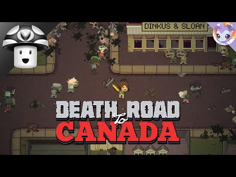 Vinesauce Vinny  Death Road to Canada Compilation