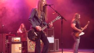 Blackberry Smoke  Man Of Constant Sorrow