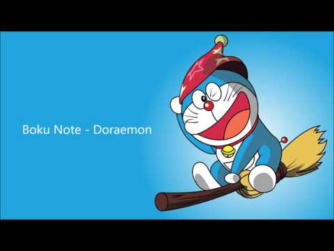 Nightcore | Doraemon - Boku Note