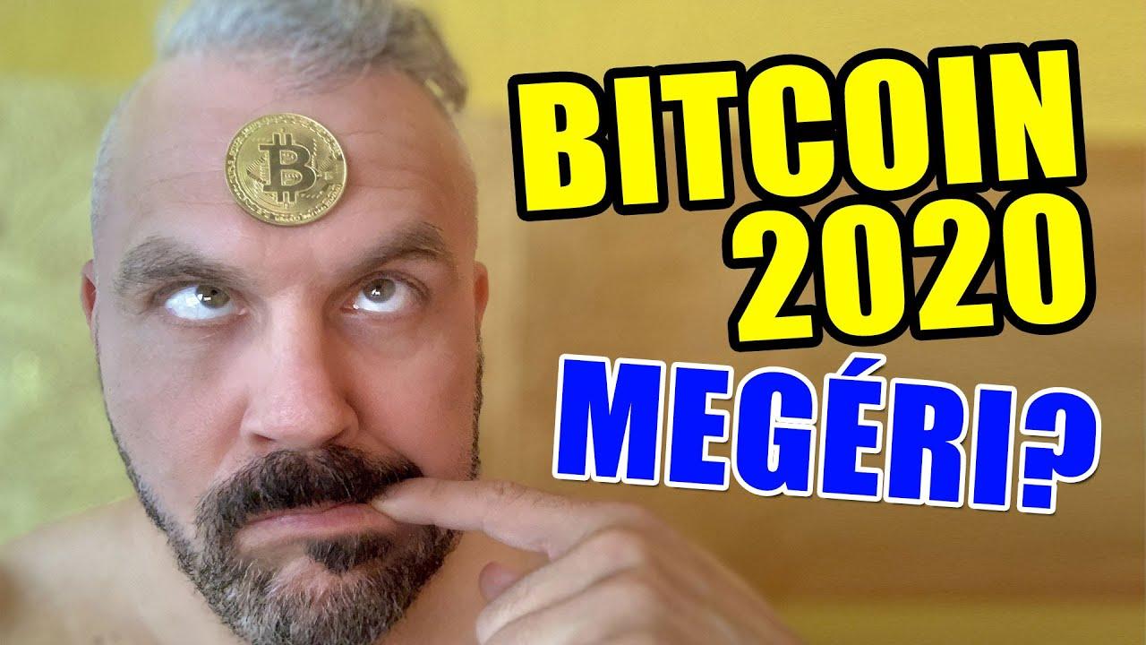 💰 Bitcoin 2020🥇 Megéri?⚡️