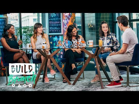 BUILD Brunch: July 27, Cassie Scerbo Joins The Table