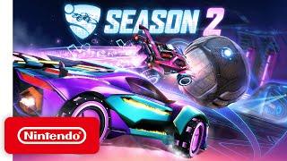 Rocket League - Season 2 Announcement Trailer - Nintendo Switch