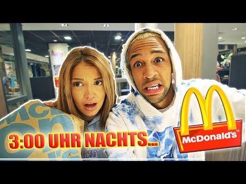 Gehe NIEMALS zu McDonalds um 3 UHR NACHTS.. *POLIZEI*