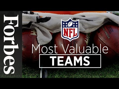 Most Valuable Teams In The NFL | Forbes