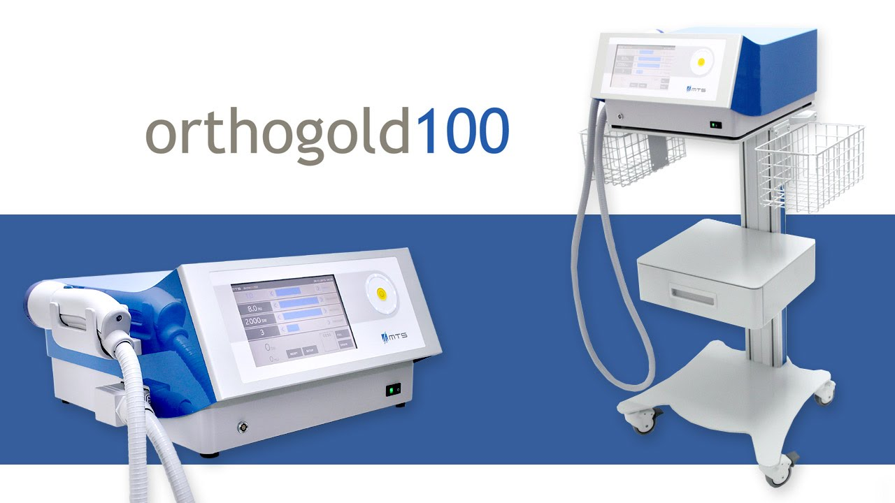 orthogold100 - Mobile Orthopedic Spark Wave® System