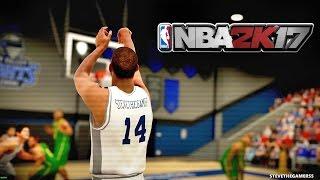 NBA2K17 - MY CAREER MODE - FIRST GAME