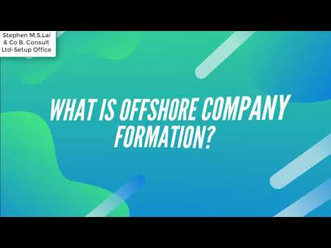 Offshore company formation online/  best offshore company formation service