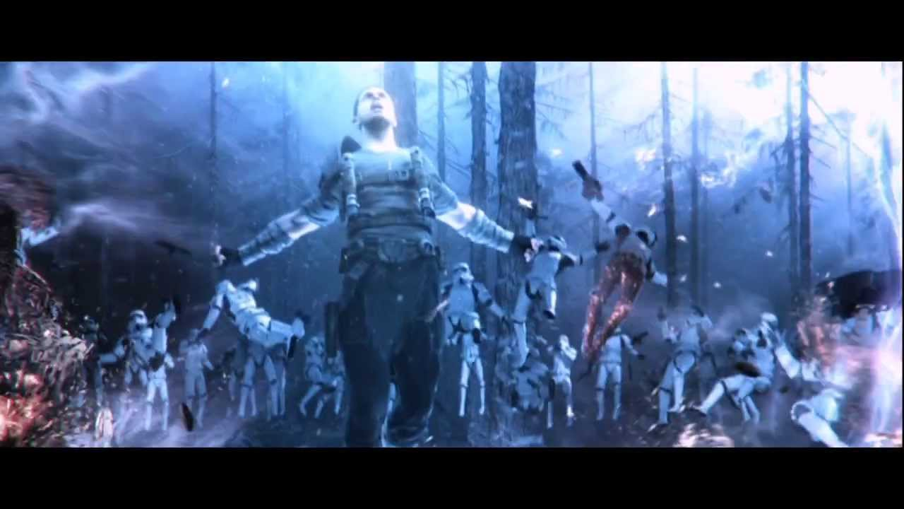 "star wars: the force unleashed ii ""repulse"" trailer - youtube"
