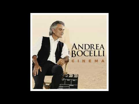 Maria from West Side Story  Andrea Bocelli  Cinema