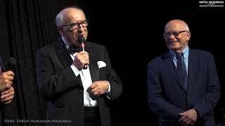 XXXV FHM- Koncert z okazji 100-lecia odzyskania przez Polskę niepodległości -otwarcie
