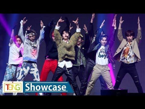 펜타곤PENTAGON &39;신토불이&39;SHA LA LA Showcase Stage Genie:us 통통TV
