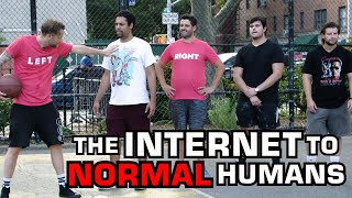 How Internet Politics Look to Normal Humans