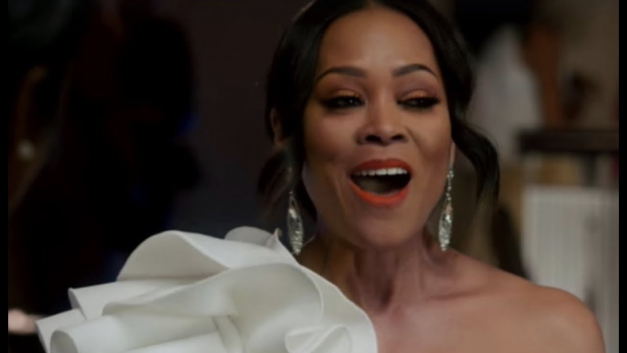 """Essence Atkins Guests on Ambitions Season 1 Episode 6 """"What"""