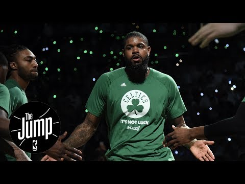Amir Johnson Agrees To Deal With 76ers | The Jump | ESPN
