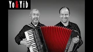 Accordion HOUSE MUSIC-Huib Hölzken-Harmonika mix-Limex midi mpr4