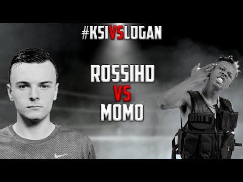 RossiHD VS. Momo - FULL FIGHT #KSIvsLogan