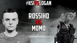 RossiHD VS. Momo - FULL FIGHT #KSIvsLogan