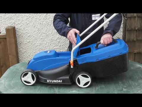 Hyundai Garden Power Kit Assembly