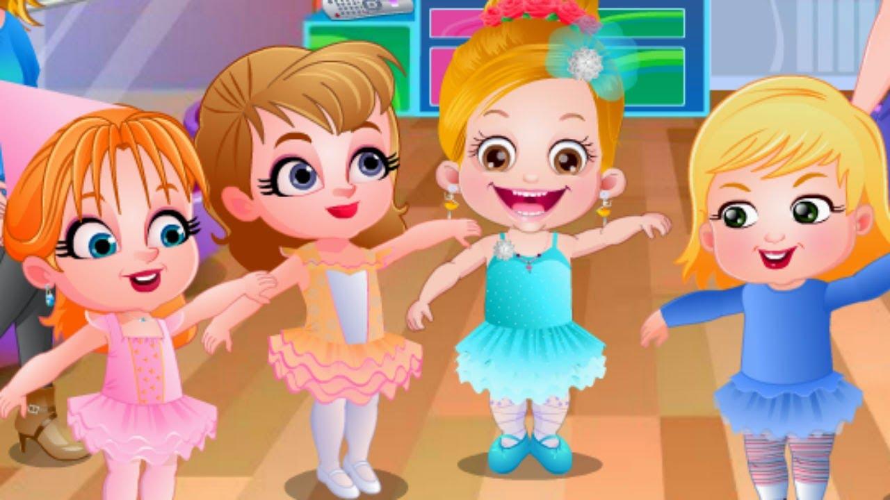 Baby Hazel en espaol 3D Juegos para nias y bebs de la