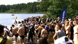 Зеленогорский кросс-кантри триатлон 2014