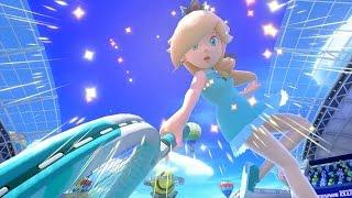 Mario Tennis: Ultra Smash - Online Matches 1 - 4