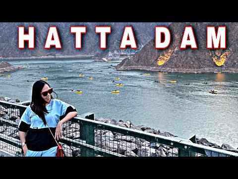 Hatta Dam Dubai 2021   UAE Tourist Destination   Best Place to Visit in Hatta Dubai