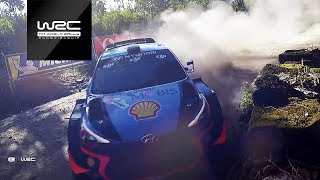 WRC - Rally Australia 2018: PREVIEW Clip