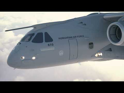 New Embraer KC-390 Millennium Airlifters to Hungary