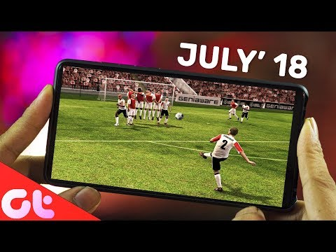 10 COOL NEW Android Games of the Month - July 2018