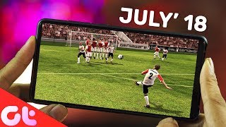 10 COOL NEW Android Games of the Month - July 2018 | GT Hindi