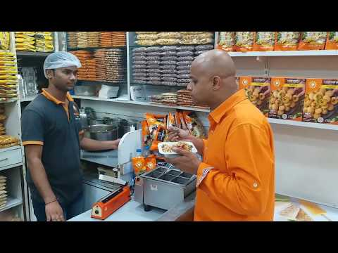 Pune Tithe Kay Une - पुणे तिथे काय उणे, Ep - 2 Bhel Special with Chef Parag Kanhere