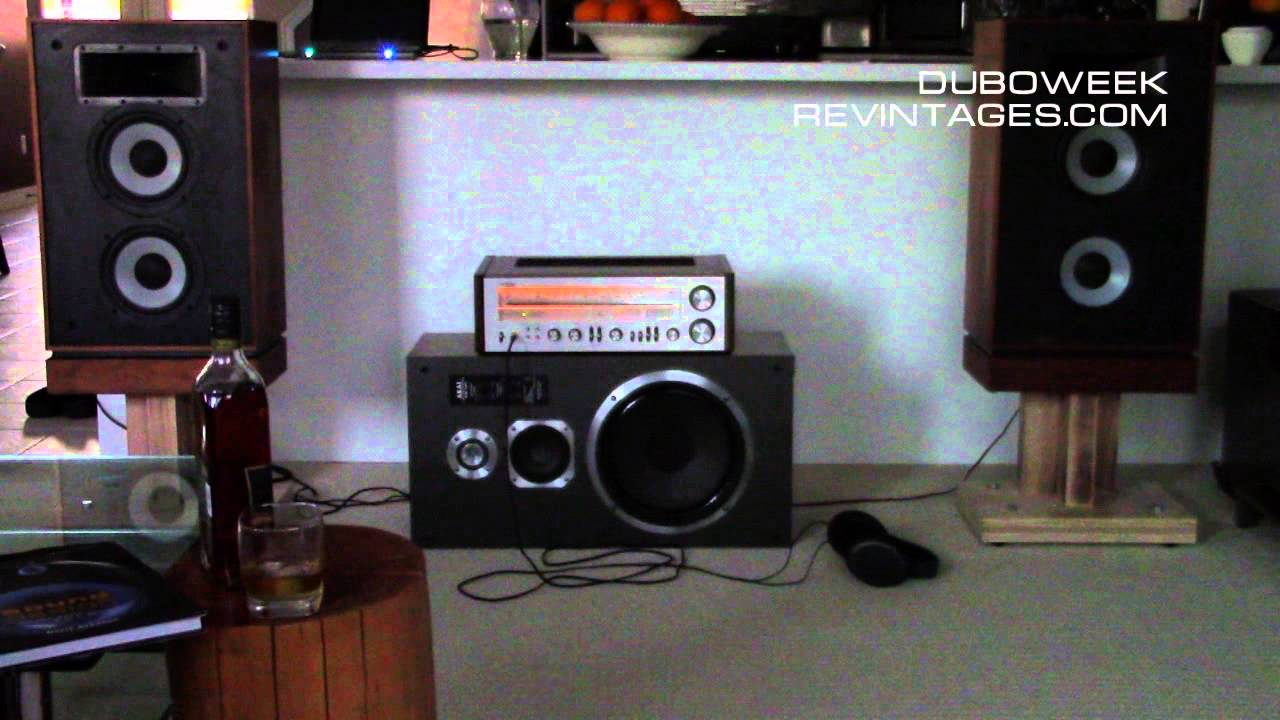 KLIPSCH KG-4 Speakers  The most detailed review  | REVINTAGES