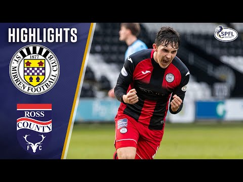 St Mirren Ross County Goals And Highlights