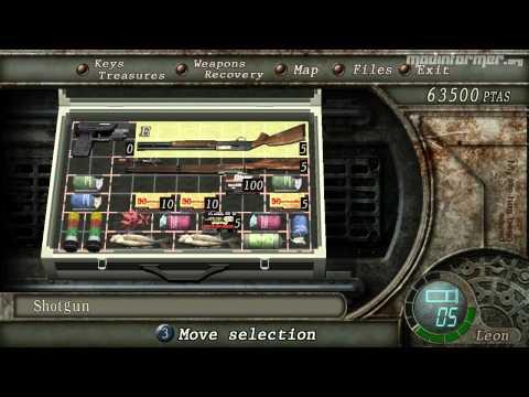 Resident Evil 4 - Enhanced Graphics - 2-1