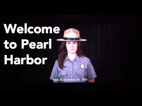 Welcome to Pearl Harbor: USS Arizona Memorial Film Intro