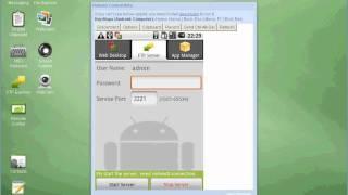 Android: Remote Web Desktop Demo