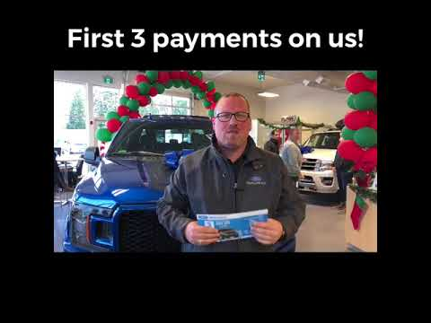 Mainland Ford - 1st Three Payments Are On Us!