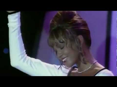 Whitney Houst  I Will Always Love You World Music Awards 1994 HQ