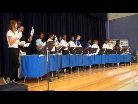 Whale Branch Middle School Hand Chimes Ensemble