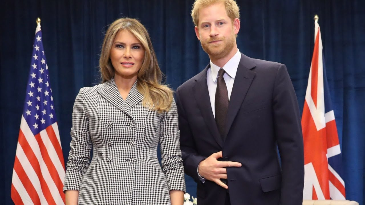 What hand sign did prince harry make during photo with melania what hand sign did prince harry make during photo with melania trump buycottarizona
