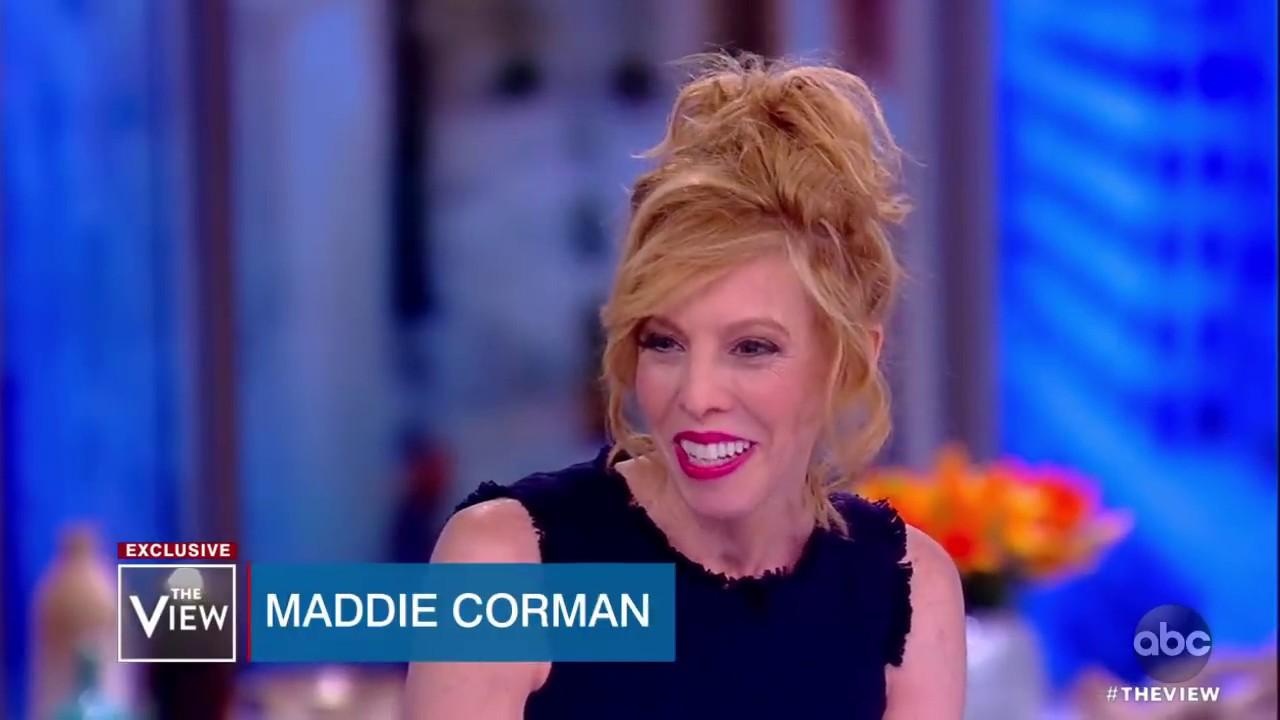 Maddie Corman On Her Story In 'Accidentally Brave' | The View