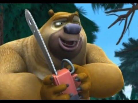 Медведи-соседи 🐻 | 1 сезон 2 серия | Сердитая птичка | Мультики детям