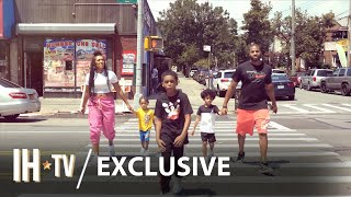 The Ellises: Devale & Khadeen's Back to School Shopping with Foot Locker