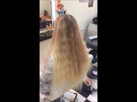 Мелирование как восстановить волосы