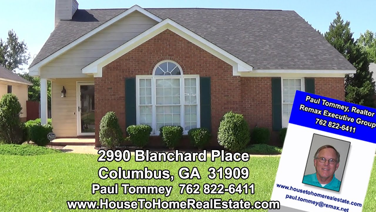 Realtors In Columbus Ga >> 2990 Blanchard Place Columbus Ga Homes For Rent