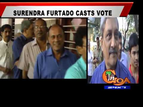 Voting Underway for Panaji By-poll