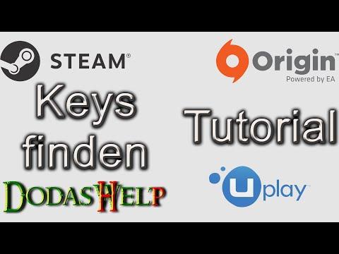 tutorial:-🔑-keys-finden-in-uplay,-steam-und-origin